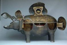 Claude & Francois-Xavier Lalanne. Животные- мебель, скульптура. - ru_art links