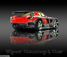 dodge viper, sports, design