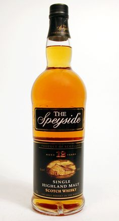 Speyside No peat Smooth throughout