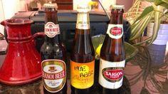 Vietnam beers