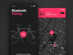 Cowboy App - Bluetooth Pairing