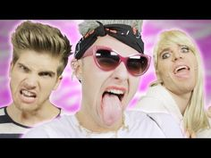 "Miley Cyrus - ""We Can't Stop"" PARODY. If you have seen (& were disgusted by) her video, watch this guy's parody! It's hilarious!"
