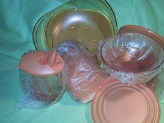 TUPPER oranges Eleganzia Frühstücksset 5tlg. NEU mit Raritäten | eBay