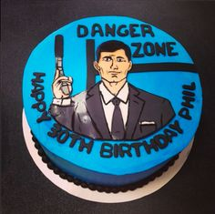 Archer cake