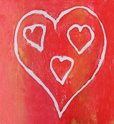 1000 images about bricolages pour la saint valentin on - Carte pour la saint valentin a fabriquer ...
