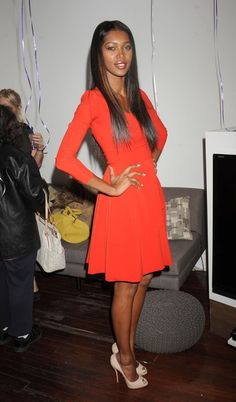 Model and occasional actress and DJ Jessica White attends the Rica Swimwear launch VIP cocktail reception at Villa Pacri in New York City.