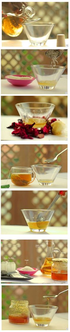 Apple Cider Vinegar for Acne - Apple Cider Vinegar is good for lots of things, I need to get me some.