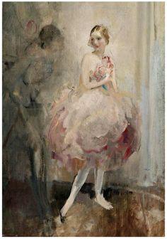The Ballerina. Walter Ernest Webster