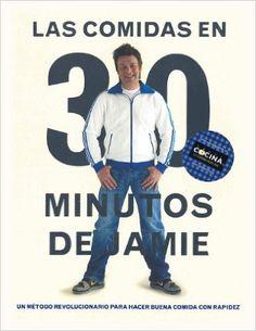 Las comidas en 30 minutos (Spanish Edition): Jamie Oliver: 9788492981779: Amazon.com: Books