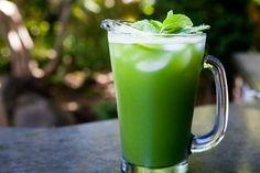 Cucumber Lime Mint Agua Fresca