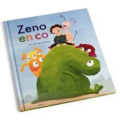 Zeno en co - Zeno is hoogbegaafd, maar hij vindt naar school gaan niet altijd zo leuk. Al zijn zorgen zijn monstertjes voor Zeno, en die durven hem wel eens in de weg te zitten!