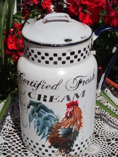 Love the rooster