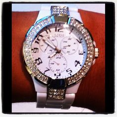 New Guess watch! In LoVe!