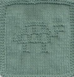 A site with amazing patterns to knit letters, numbers, animals...even TURTLES!!!