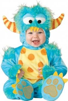 Baby's first Halloween is always a fun time, so why not dress them in Little Monster Baby Halloween Costumes? Little monsters are always adorable.    My...