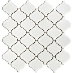 Beacon White 12 1/2 x 12 1/2 Inch Porcelain Floor & Wall Tile (10 Pcs/11 Sq. Ft. Per Case, .... $81.45. This tile provides a touch of elegant, old-world style for your contemporary or retro indoor or outdoor walls and floors. It incorporates strong mesh backing material to promote easy installation and is constructed with durable porcelain tiles and features an impervious water absorption rating, a glazed, smooth finish and a uniform appearance in tone.
