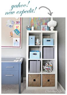 11 different ideas using IKEA bookshelves, from the nursery to the entryway