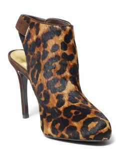 Obsessed with RL Fall Footwear! Rayna Haircalf Bootie - Lauren Pumps - RalphLauren.com