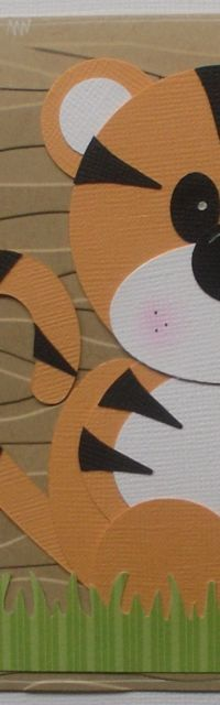 sneak peek to tiger punch art - bjl