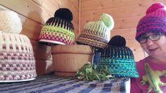 by itu - pipo ale mallia SaunaSaurus Itu, Crochet Hats, Make It Yourself, Crocheted Hats