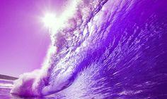 A Tsunami of rock