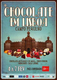 Divulgação: Campo Pequeno abre as portas ao melhor chocolate do mundo