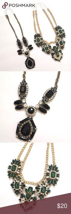 Statement Necklace Bundle Boho Chic Statement Necklace Bundle 2 for $20! Jewelry Necklaces