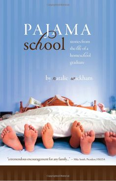 From the life of a homeschool grad... I think I will have to read this one!