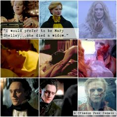 is Radio, rediscovered - I would prefer to be Mary Shelley.she died a widow () by Tragic Love Stories, Crimson Peak, Mary Shelley, Love Story, Movies, Movie Posters, Films, Film Poster, Popcorn Posters