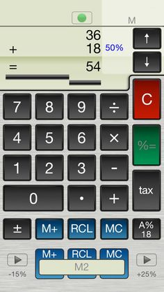 Percent Calculator by Nolan Piper