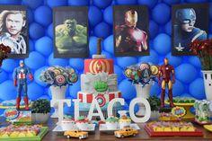 festa tema avengers2