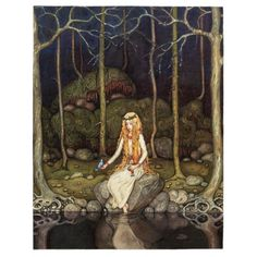 The Princess in the Forest Puzzles