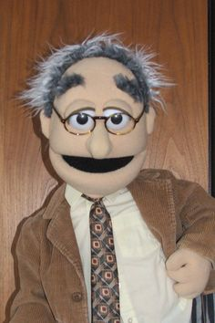 Eugene by PJs Puppets - custom professional puppet