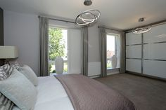 Show Home bedroom one at St Joseph's Gardens