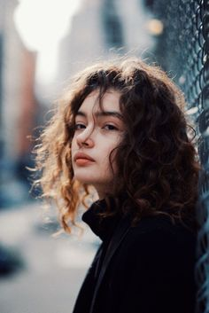 Curly Hairstyles Blonde Highlights Having a cute curly hairstyle for medium length hair is awesome look and fresh,So many styling cues for shaping and maintaining curly hair plus many ideas,you can try these beautiful 54 Cute Medium.