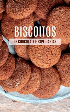 Homemade spiced chocolate chip cookies recipe, easy to make, economical and delicious. Make cookies Spice Cookies, Biscuit Cookies, How To Make Cookies, Food To Make, Cookie Pizza, Bread Cake, Homemade Chocolate, Four, Healthy Desserts