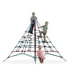 Resultado de imagen para parque para niñosde troncos llantas y cuerdas