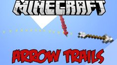 Tmtravlr's Arrow Trails Mod for Minecraft 1.8/1.7.10 -  The Tmtravlr's Arrow Trails mod adds up the trail to the backs of arrows shot by players. Well, this mod is considered a quite useful and interesting addition to your Minecraft world for many reasons.   #Minecraft18Mods, #MinecraftMods1710 -  #MinecraftMods