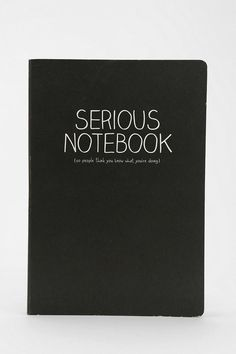 Wild & Wolf Happy Jackson Small Notebook #urbanoutfitters
