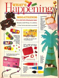 Barbie magazine, Fall 1986