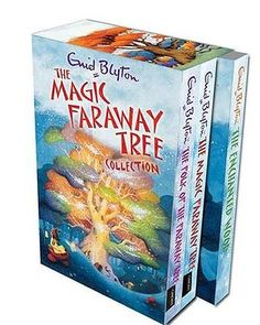The Magic Faraway Tree by Enid Blyton. A great story to read aloud while your children listen and imagine.