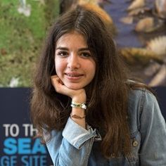 14 year old Siljia Reiser from Germany will advocate for world's oceans at UN General Assembly