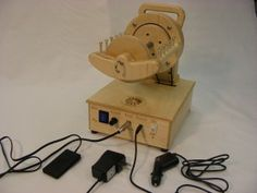 Fire Fly electric spinning wheel