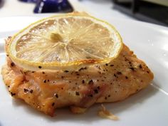 Simple Cooking: Salmon and Citrus Three Ways: Chicagoist