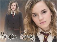Hermine Granger ~ Harry and Rons best friend