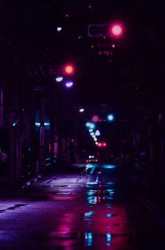 #city #night #lights #citylights #pink #urban #photography