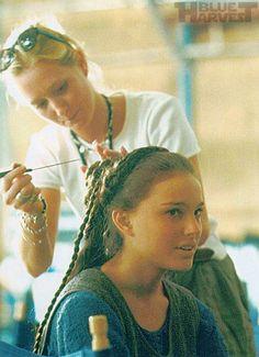 padme s hair more padme s hair padme hair padme braid wars chronicle ...