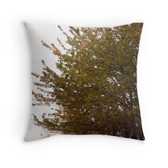 Nature Pillow  -- Beautiful products like this can be custom made for you by our members at http://DigiColorCreations.com.