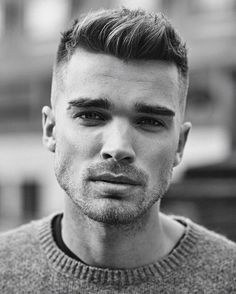 Hairstyles For Men With Short Hair 15 Best Short Haircuts For Men  Pinterest  Popular Haircuts