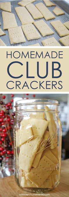 These homemade butter crackers taste just like the store-bought version but have none of the unwanted ingredients.